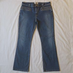 Vintage Levi Strauss Signature Denim Blue Jeans 14